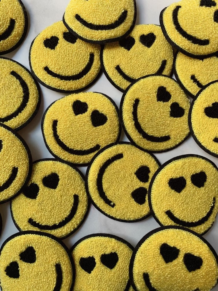 Smiley Patch