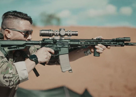 ZEV TECHNOLOGIES ANNOUNCE NEW CORE DUTY RIFLE