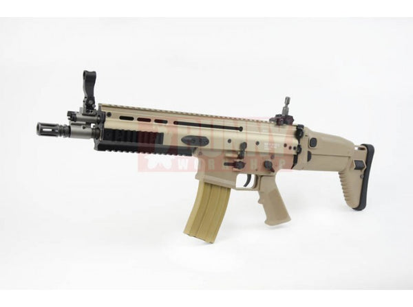 WE - SCAR Gas BlowBack Rifle (Tan)