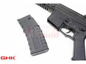 GHK - 30rd Gas Magazine for G5 GBB / GHK PDW (Black)