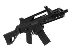 ICS G33 Compact Assualt Rifle (Black, ICS-233)