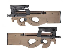 King Arms FN P90 Tactical (Dark Earth)
