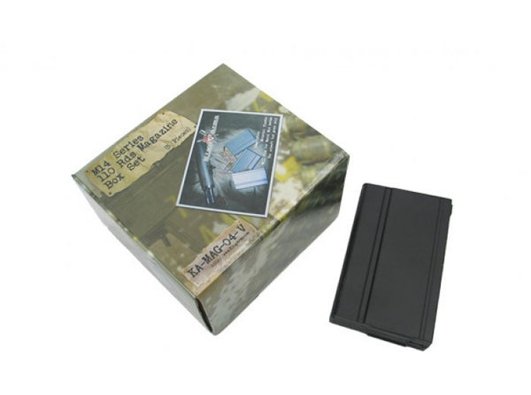 King Arms 110rd Magazine for Marui M14 AEG (5pcs)