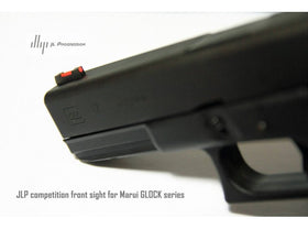 JLP - Competition front sight for MARUI GLOCK series Booster