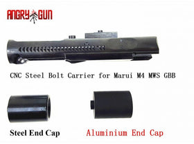 Angry Gun Steel Carrier for Marui M4 MWS GBB