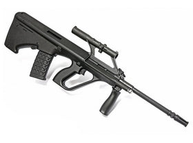 GHK - AUG A2 Gas Blow Back Rifle