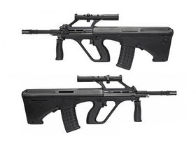 GHK - AUG A3 Tactical Gas Blow Back Rifle
