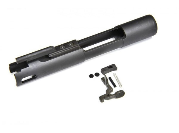 GHK - Ver 2 Enhancing Steel Bolt Carrier and Bolt Catch Upgrade Kit for GHK M4 GBB Rifle