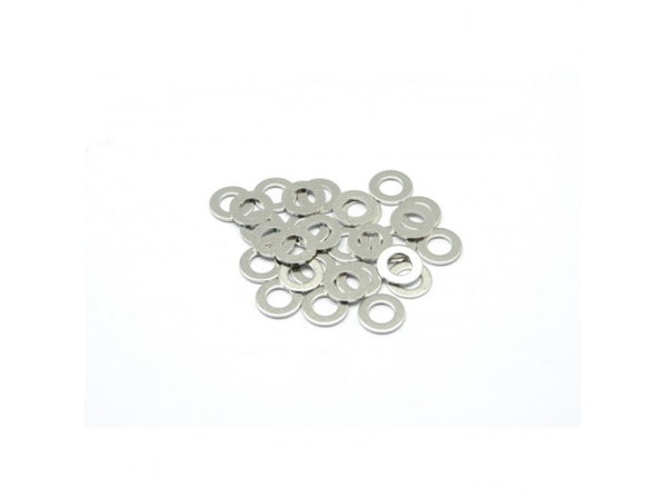 DYTAC 30pcs Stainless Steel Precision Shims Set (0.5mm)