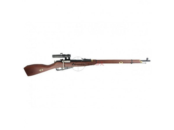 Red Fire Mosin Nagant Model 1891/30 Rifle with PU Scope (Spring Power)