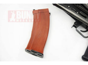 GHK - 48rd Magazine for AK74 GBB Series (Custom Bakelite)