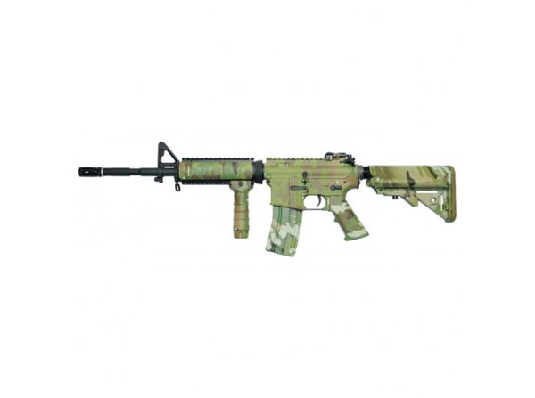 DYTAC Combat Series M4A1 14.5inch AEG with RIS (Multicam)