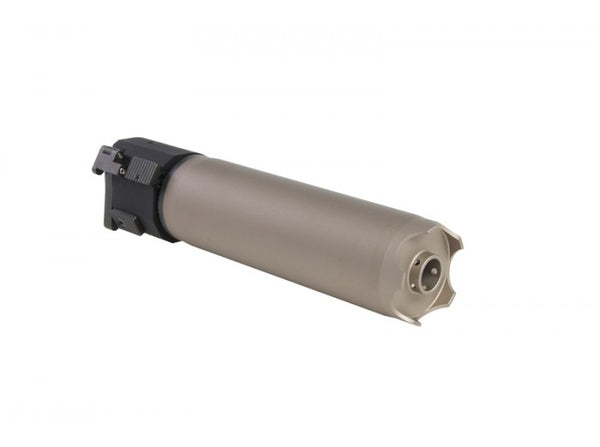Angry Gun ROTEX V Compact - Dummy Silencer Ver. (Licensed by ASG) (ASIA Edition w/ B&T Trademark)