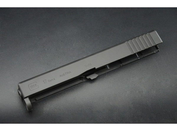 Boom Arms Custom Steel G17 Gen 4 Slide Set for Umarex G17 Airsoft GBB Pistol