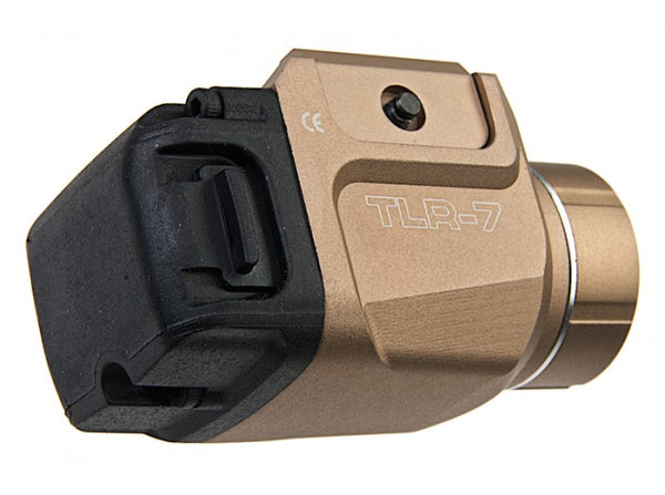 Blackcat Airsoft TLR-7 Tactical Flashlight - Tan
