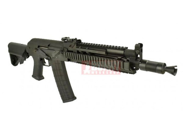 CYMA - Metal AK Tactical Assault Rifle AEG (CM041I, Black)
