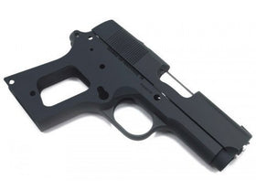 Guarder Aluminum Kit for MARUI DETONICS.45 -2016 New Version (Cerakote Black/Early Marking)