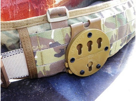 G-code - RTI Battle Belt Molle Adapter (Tan)
