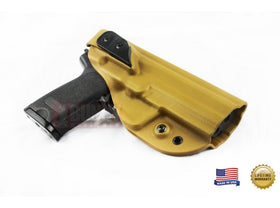 G-Code - Standard XST Kydex Holster (Tan, Right, HK45, USP.45)