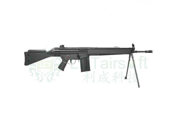 LCT G3 SG1 (LC-3 SG1) AEG Rifle - Black