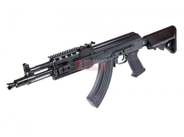E&L - Airsoft AK104PMC-B Full Steel AEG