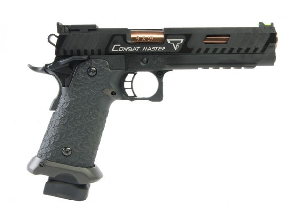 EMG  TTI Licensed STEEL John Wick 3 2011 Combat Master GBB Pistol (Steel Gas Version)
