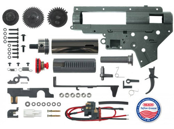 Guarder M16A2 Full Gearbox Set (SP85-120)