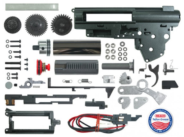 Guarder AK47 Full Gearbox Set (Fit SP85-120)