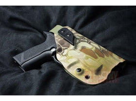 G-Code - Standard XST Kydex Holster (Highlander, Right, P226,228,220,229, Marui Hi-Capa)