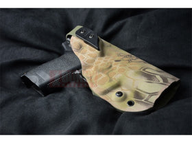 G-Code - Standard XST Kydex Holster (Highlander, Right,HK45, USP.45)