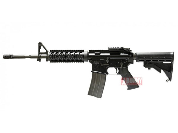 GHK M4A1 RAS Gas Blow Back Rifle 2017 Ver.2 (Navy Marking / 14.5 inch)