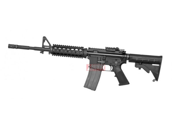 GHK M4A1 RAS Gas Blow Back Rifle 2017 Ver.2 (Blank Marking / 14.5 inch)