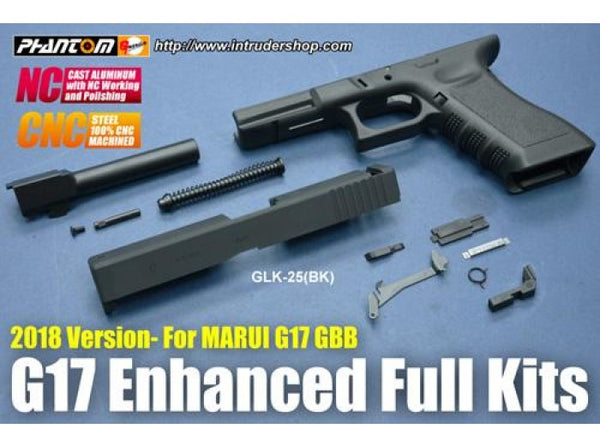 Guarder Enhanced Full Kits for TM G17 (2018 Version / Black)