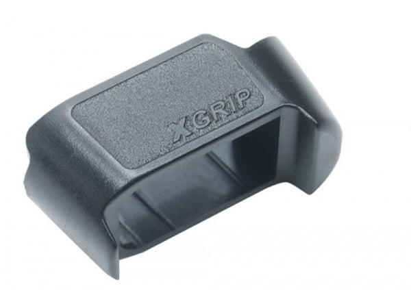 Guarder G19/G23 Magazine Grip Spacer Adaptor for KJW G26/G27 (BK)