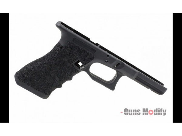 Guns Modify Polymer Frame for TM G Series BK With T Style CNC Cut /w Stripping