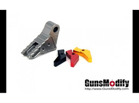 Guns Modify KI Adjustable Trigger for Tokyo Marui / Umarex G-Series GBB Pistol (Grey)
