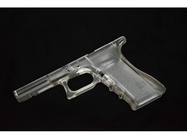 Guns Modify Polymer Gen 3 RTF Frame for TM G Series Transparent