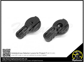 Hephaestus - Ambidextrous Selector Levers for Project-T