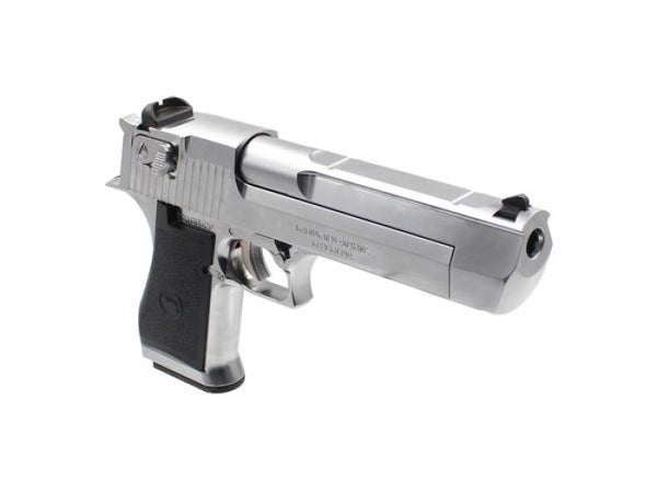 Cybergun - IMI Desert Eagle .50 GBB Pistol Black Silver (For Asia Only)