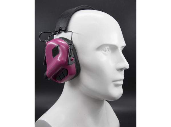 Earmor Hearing Protection Ear-Muff M31-MOD1 (2018 New Version) Pink