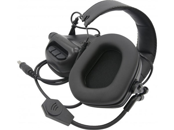 Earmor Tactical Hearing Protection Ear-Muff M32-MOD1 (2018 New Version) Black