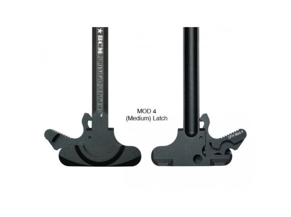 DYTAC Gunfighter Charging Handle with MOD 4 (Medium) Latch for Tokyo Marui M4