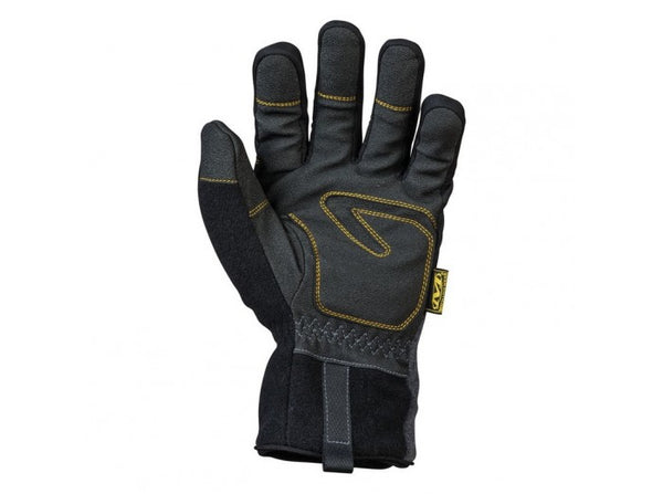 Mechanix Wear Gloves, Fleece Utility, Black (Size L)