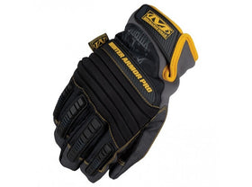 Mechanix Wear Gloves, Winter Armor Pro, Black (Size L)