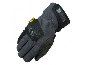 Mechanix Wear Gloves, Wind Resistant, Black (Size S)