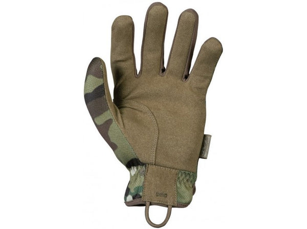 Mechanix Wear Gloves, FastFit, MultiCam (Size S)