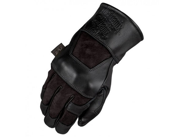 Mechanix Wear Gloves, Fabricator, Black/Natural (Size M)