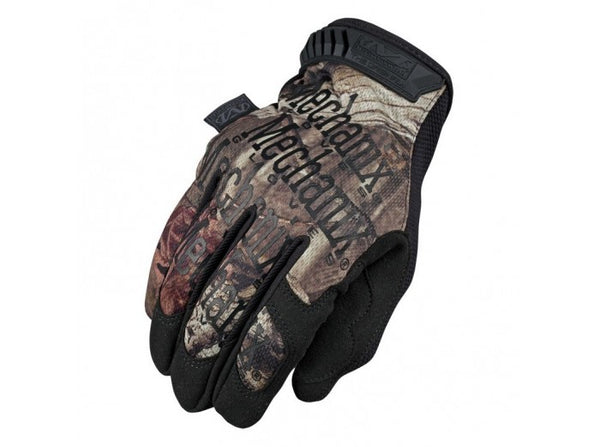 Mechanix Wear Gloves, Original, Mossy Oak Infinity (Size L)