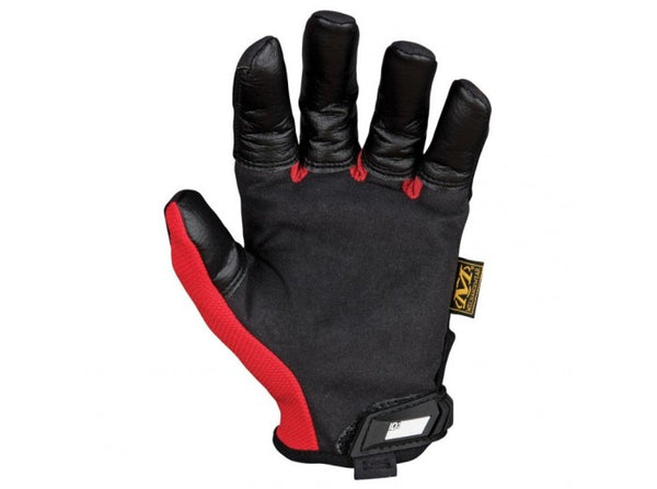 Mechanix Wear Gloves, Original High Abrasion, Black (Size XL)