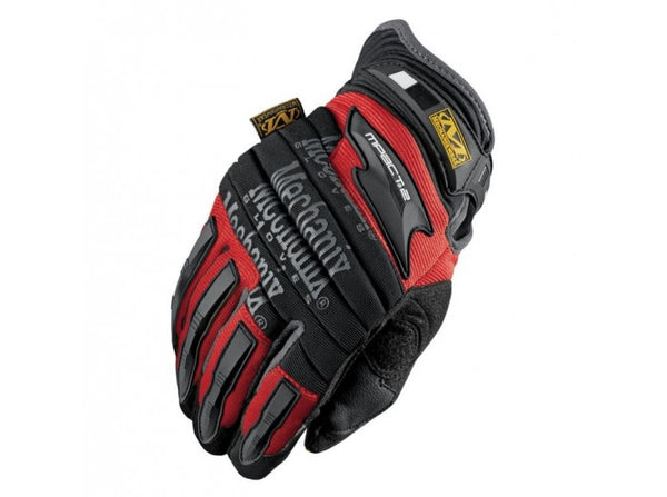 Mechanix Wear Gloves, M-Pact2 - Red (Size XL)
